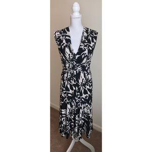Anne Klein Patterned Dress